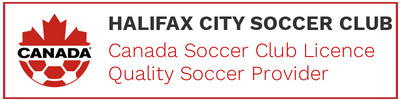Halifax City Recognized as Canada Soccer Quality Soccer Provider