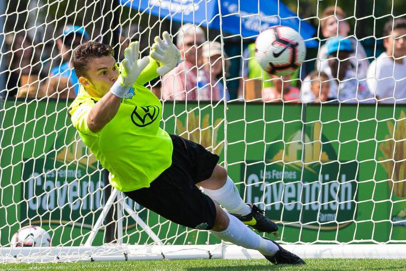 Wanderers Goalie To Provide Keeper Training Starts This Week