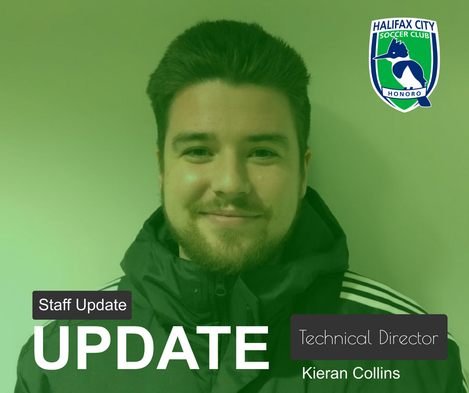Kieran Collins Announced as Technical Director